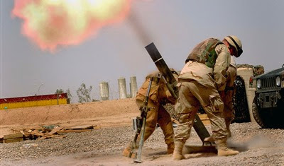 Mortar_firing_Iraq