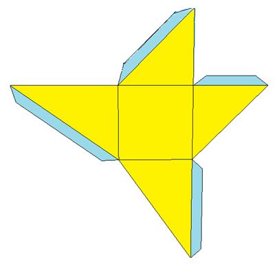 sviluppo piramide