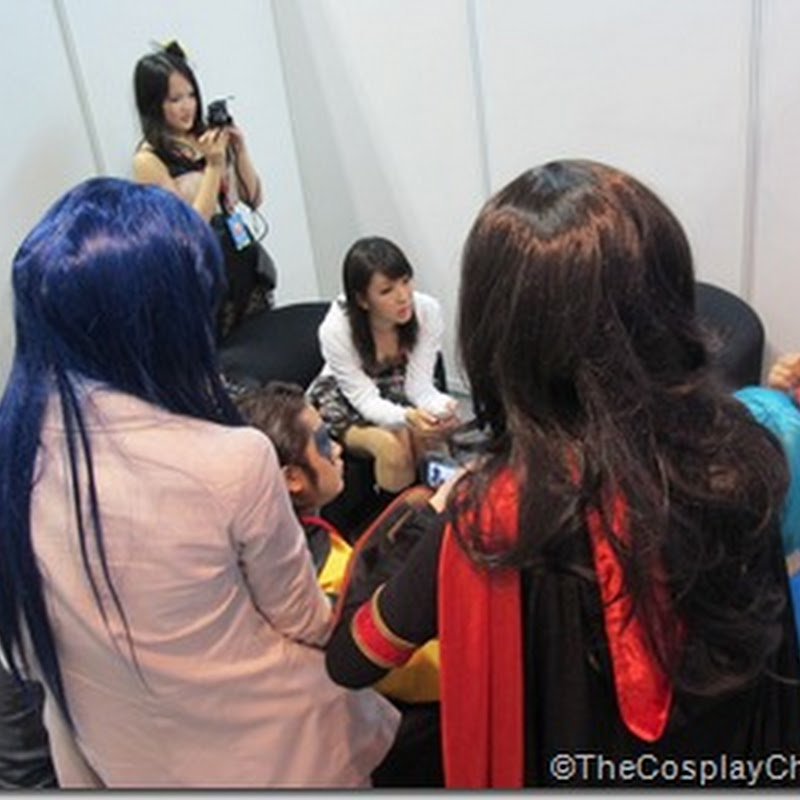 Singapore Toy, Games & Comic Convention 2012 (Day 1)