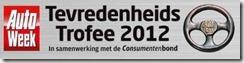 Autoweek tevredenheidstrofee 2012