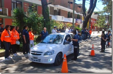 Las actividades de Ordenamiento Urbano se vinculan a la inspección de tránsito y transporte, al área de comercio coordinada con bromatología y lo correspondiente a los ingresos a las terminales