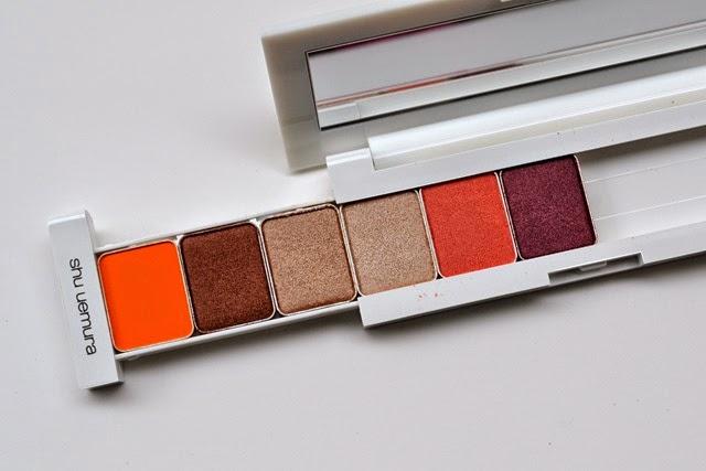 shu uemura Brave Beauty Orange Palette (3)