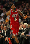 lebron james nba 130220 mia at atl 09 LeBron Debuts Prism Xs As Miami Heat Win 13th Straight