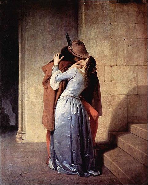 Francesco Hayez, Le baiser