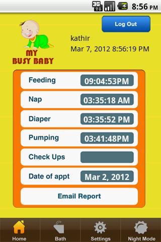 【免費醫療App】MyBusyBaby-APP點子