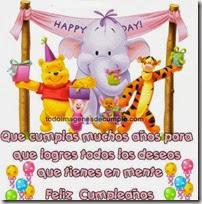 cumpleaños winnie the pooh (3)