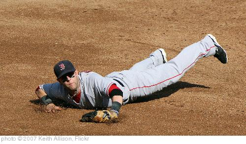 'Dustin Pedroia' photo (c) 2007, Keith Allison - license: http://creativecommons.org/licenses/by-sa/2.0/