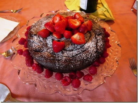 gluten free cake 1