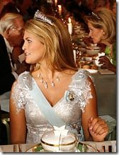 Princess Madeleine - Ceremony