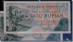uang 1 rupiah lama