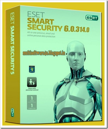ESET Smart Security 6.0.314