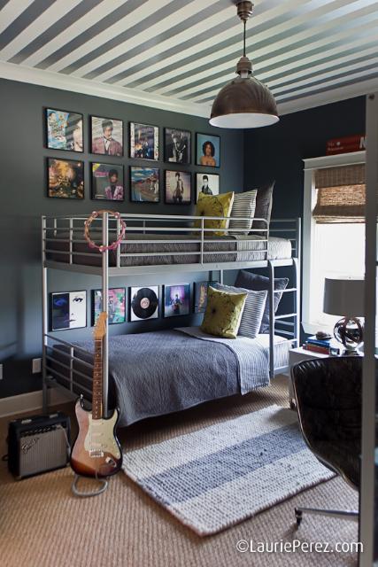 Sally Wheat Son's Room