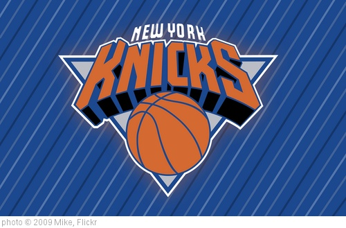 'New York Knicks' photo (c) 2009, Mike - license: http://creativecommons.org/licenses/by-sa/2.0/
