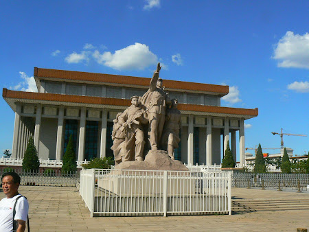 Beijing city: The mausoleum of  Tao