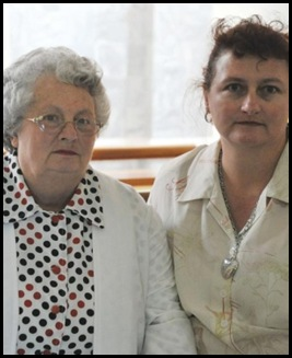 HENNING AMELIA murdered family Duvenhage Hannie Ltcol and mom Nelie Ehlers