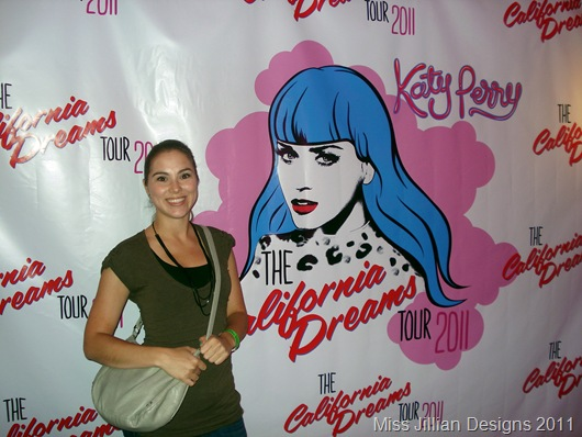 Katy Perry - The California Dreams Tour 2011