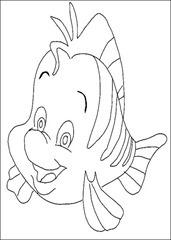 cartoon-fish-coloring-pages-desenhos e riscos