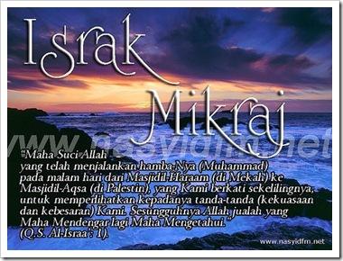 Israk Mikraj
