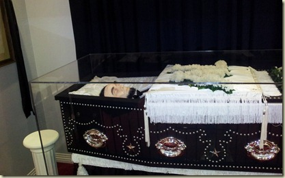 National Museum of Funeral History Lincoln lying in state (2)