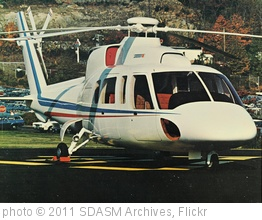 'Sikorsky76 Helicopter NHHS Photo' photo (c) 2011, SDASM Archives - license: http://www.flickr.com/commons/usage/