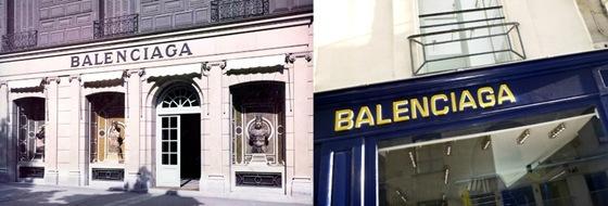 Balenciaga loja no brasil.