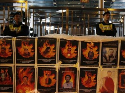 Thiếu nữ Tây Tạng 17 tuổi qua đời sau khi tự thiêu