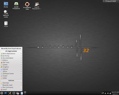 PCLinuxOS 2013.02