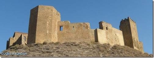 Murallas del castillo de Montearagón - Huesca