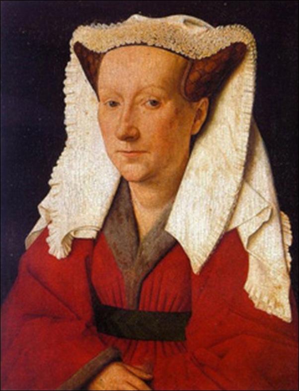 Van Eyck, Marguerite Van Eyck