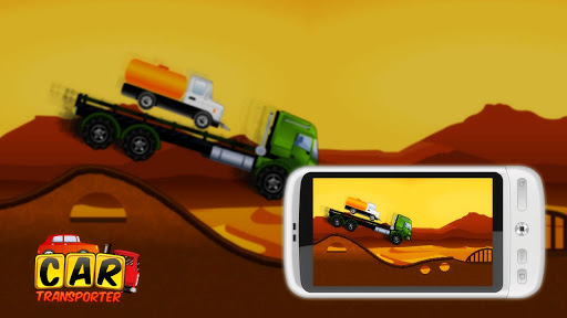 Car Transporter - screenshot