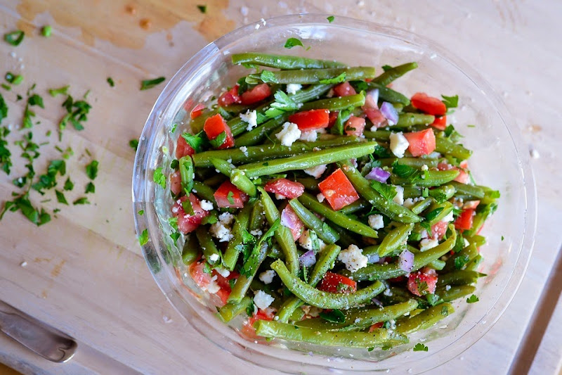 green bean salad GF-11147