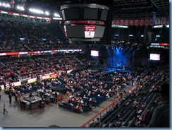 0548 Alberta Calgary Stampede 100th Anniversary - Scotiabank Saddledome - Brad Paisley Virtual Reality Tour Concert