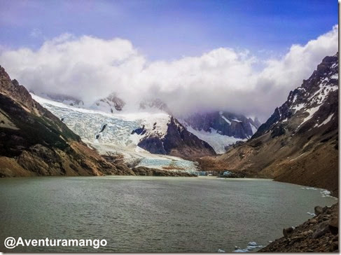 Laguna Torre e Glaciar Grande, El Chaltén