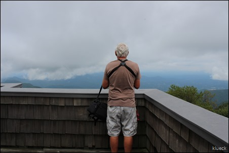 Brasstown Bald view