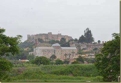 Artemis Temple view of St John