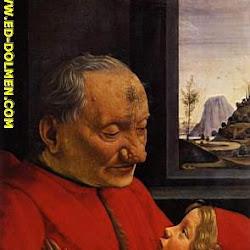 67 - Ghirlandaio - Anciano con su nieto
