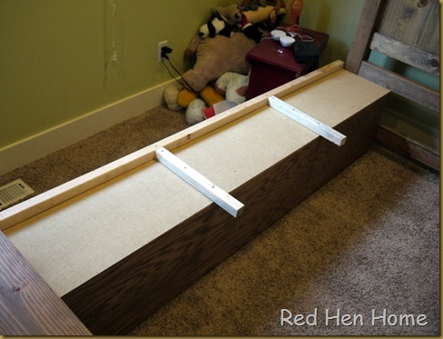 Red Hen Home Handbuilt Bedroom Bed 9