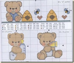 ursos bebes