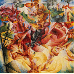 06.- Umberto Boccioni. Elasticidad