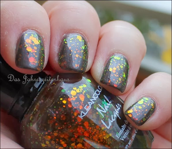 BUNT Kleancolor Chunky Holo Black 3