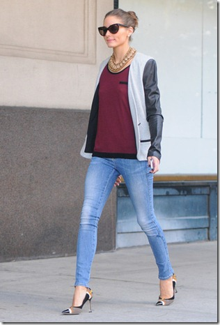 Olivia Palermo Fashion style icon Olivia Palermo pc1hXHe8Mj5l