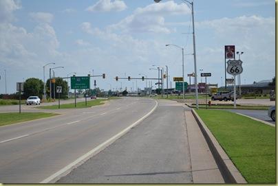 Route 66 Clinton
