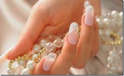 elegante decorado con piedras para bodas 2015