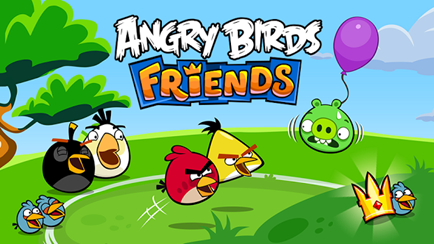 Free Angry Birds Friends - Play Angry Birds with Your Friends