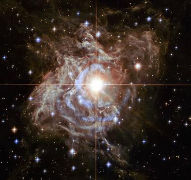 estrela variável RS Puppis