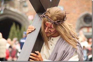 Heilig Bloedprocessie 2012