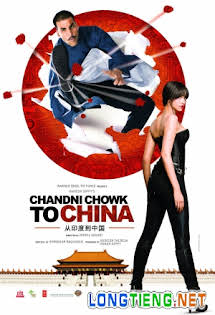 Kungfu Mỹ Quốc - Chandni Chowk To China