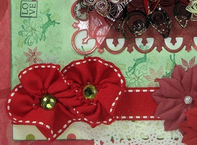 Merry Christmas Quilling3