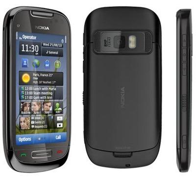 Инструкция Nokia C7 C7-00 - фото 8