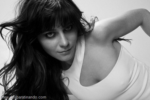 Zooey Deschanel linda sensual sexy sedutora desbaratinando (46)